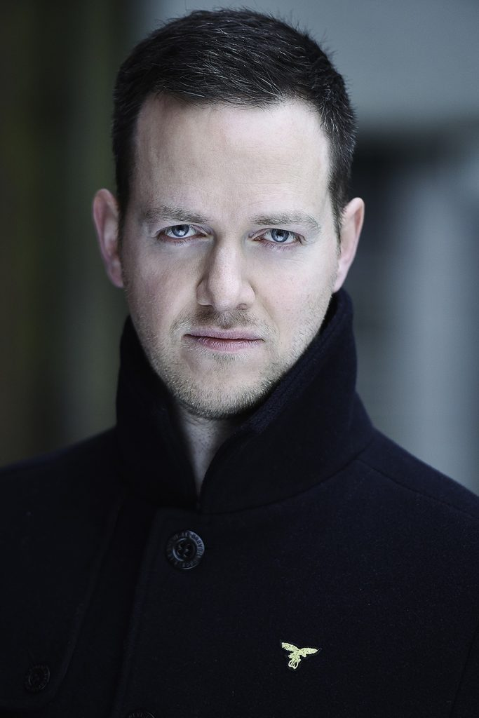 Male actors Peter