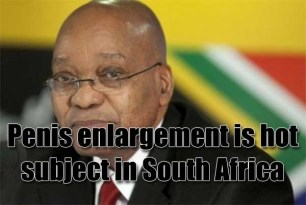 When Size Really Matters: Of President Jacob Zuma's Offence Over A Painting