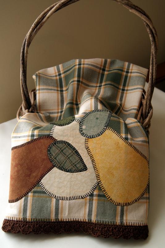 Crocheting Edges – Flour Sack Tea Towel or Pillowcase | Stitch4eveR