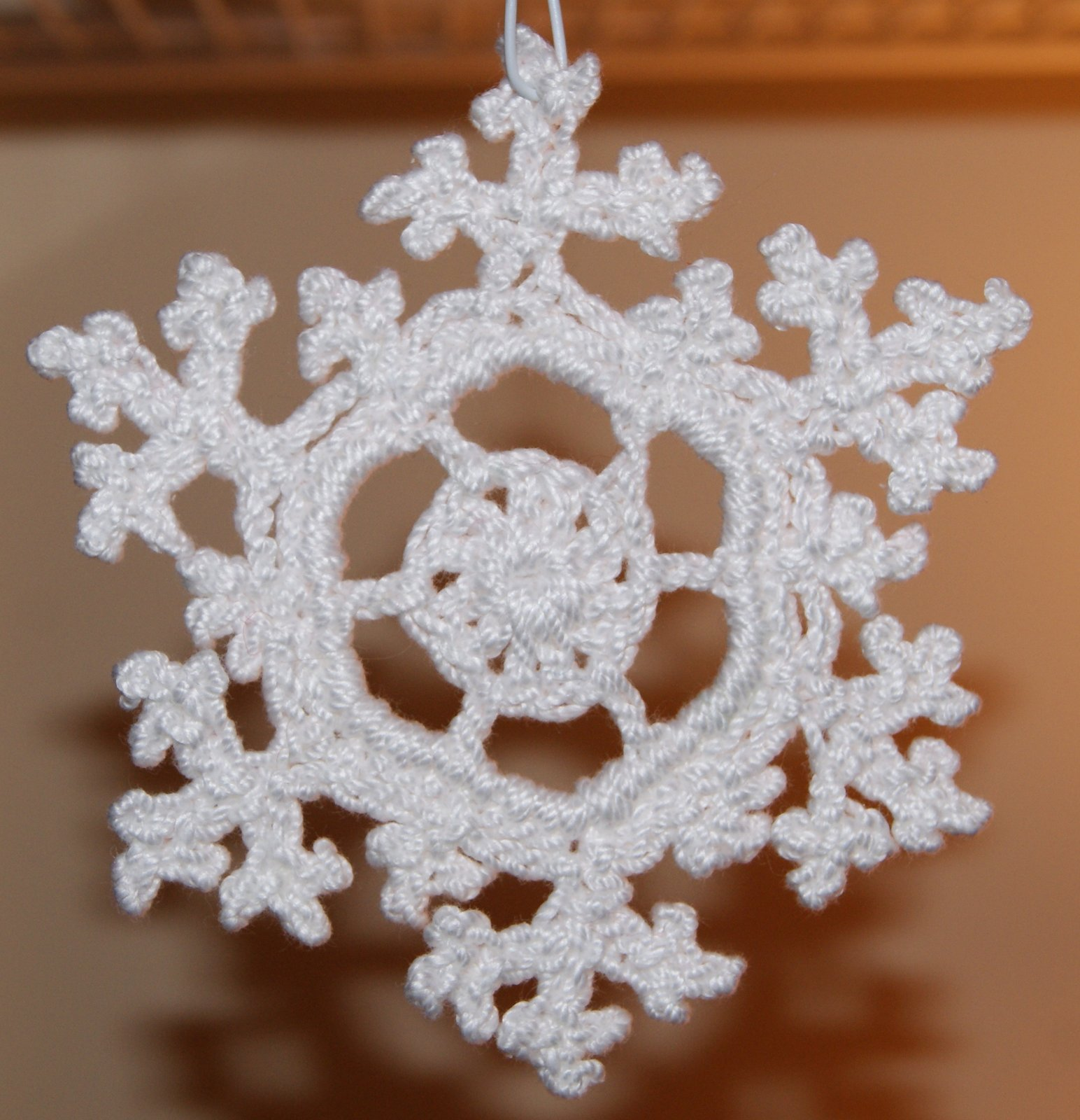 crochet snowflakes | Stitch4eveR