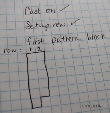 Graph paper to keep you organized