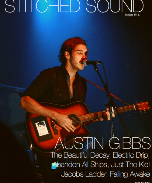 Issue #14: Austin Gibbs