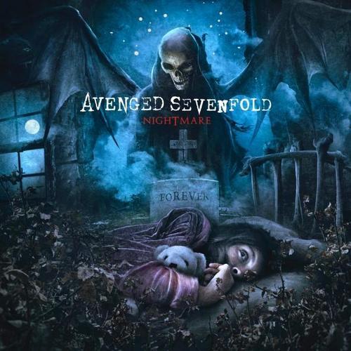 New Avenged Sevenfold album
