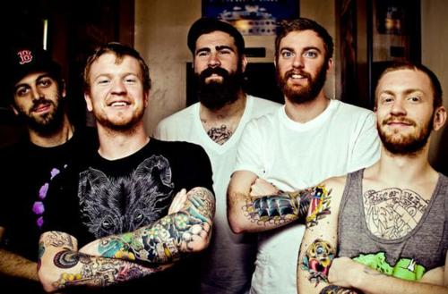 Josh Lyford leaves Four Year Strong