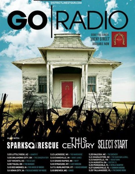 GO RADIO HEADLINING TOUR