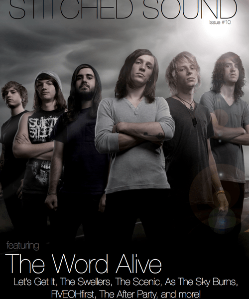 Issue #10: The Word Alive