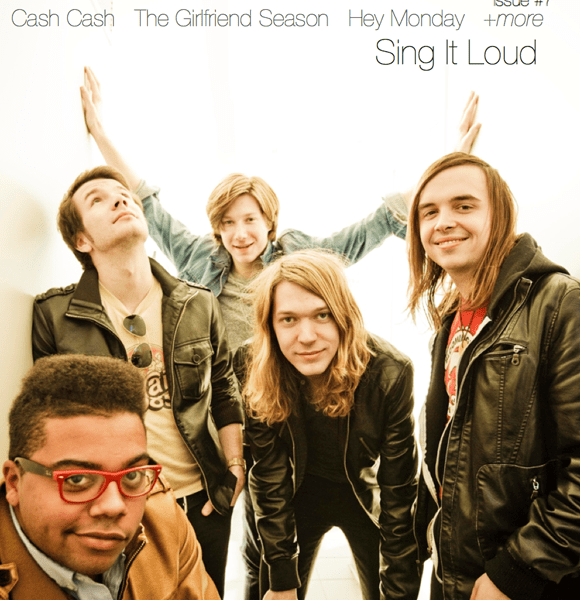 Issue #7: Sing It Loud
