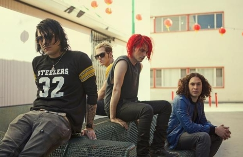 My Chemical Romance video premiere