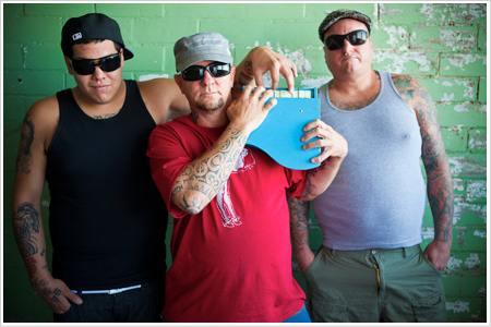 Sublime With Rome signed to Fueled By Ramen