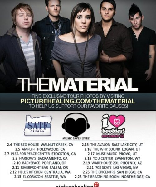 The Material tour