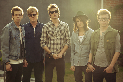 The Maine's Summer Headlining Tour