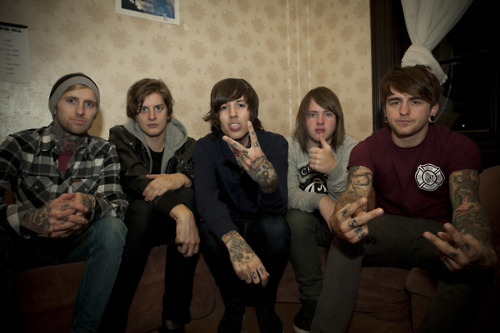 Bring Me The Horizon New Video: Visions