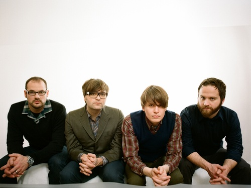 Death Cab For Cutie Release Fall Tour Dates