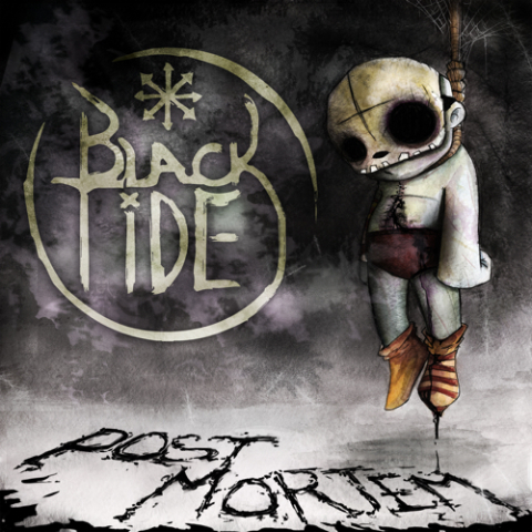 'Post Mortem' by Black Tide out now