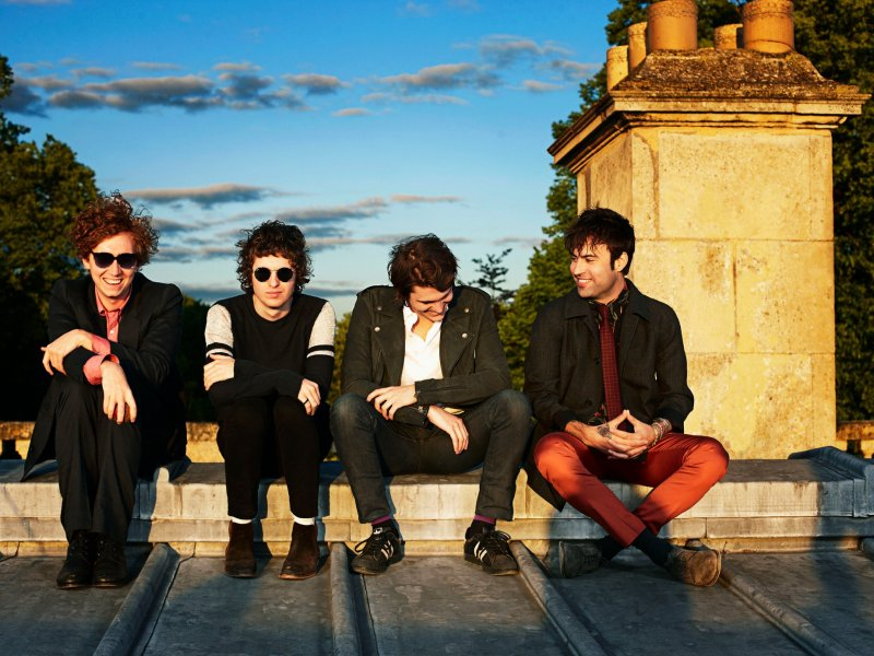 Win tickets to see The Kooks in Huntington, NY