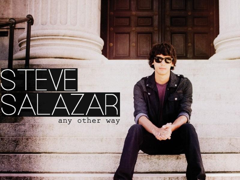 Pre-order Steve Salazar's debut full length