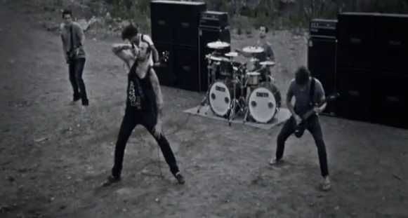 New music video from August Burns Red