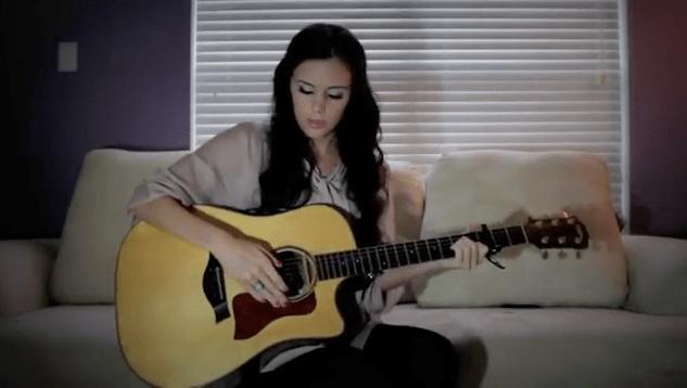 Kristen Williams Acoustic Video