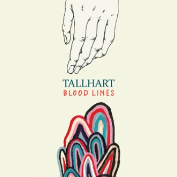 Stream Tallhart's new EP