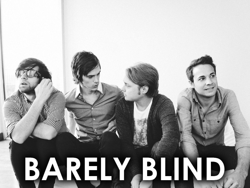 """Barely Blind """"Can't Expect"""" unplugged"""