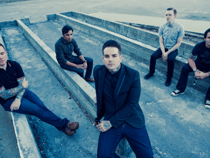 The Dear And Departed to tour with Alkaline Trio in the UK
