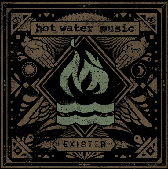 Hot Water Music to release first album in eight years