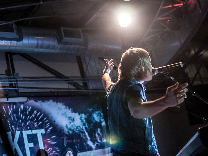 The Rocket Summer – Houston, TX