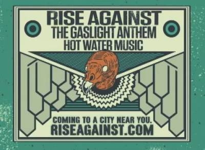 Rise Against fall tour dates