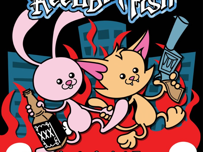 Album Review: Reel Big Fish 'Candy Coated Fury'