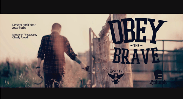 Obey The Brave release new video