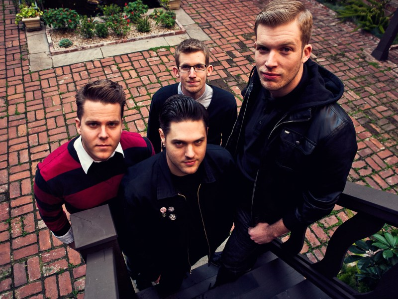 The Swellers to release new EP