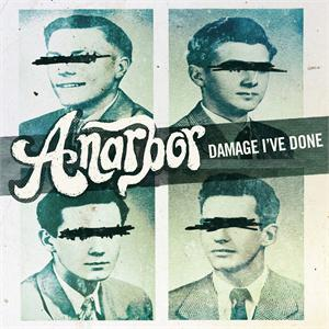 "Anarbor release new song ""Damage I've Done"""