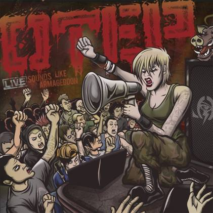 Otep to release a live album