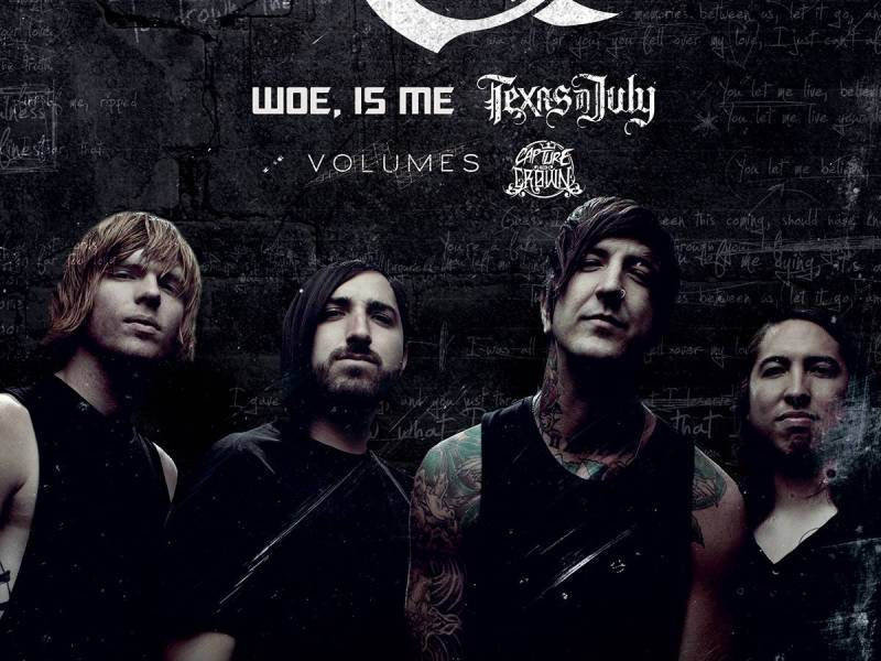 Of Mice & Men announce winter tour