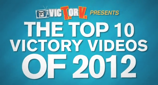 Victory Records – Top 10 Victory Videos of 2012