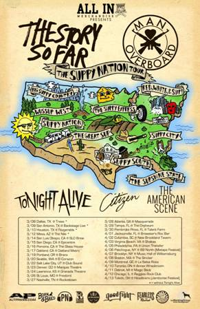 All In Merchandise Presents: The Supply Nation Tour lineup released