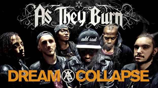 "As They Burn release new single ""Dream Collapse"""