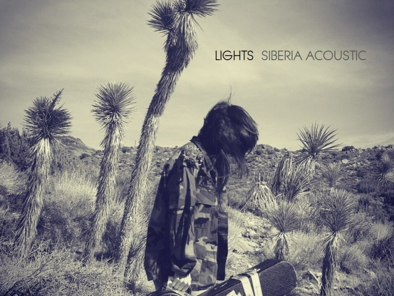 Lights to release 'Siberia Acoustic' on April 30th
