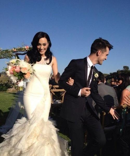Panic!'s Brendon Urie Gets Hitched