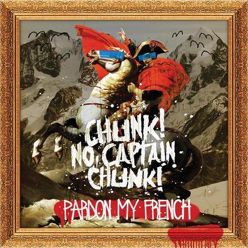 Chunk! No, Captain Chunk! Album Stream
