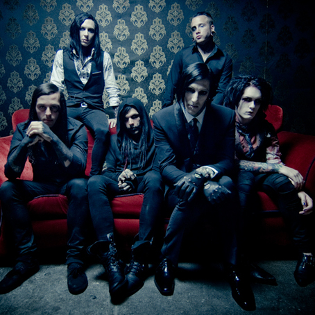 Motionless In White Announce New Drummer