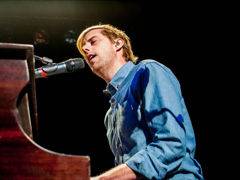 Andrew McMahon – Seattle, WA (3/26/13)