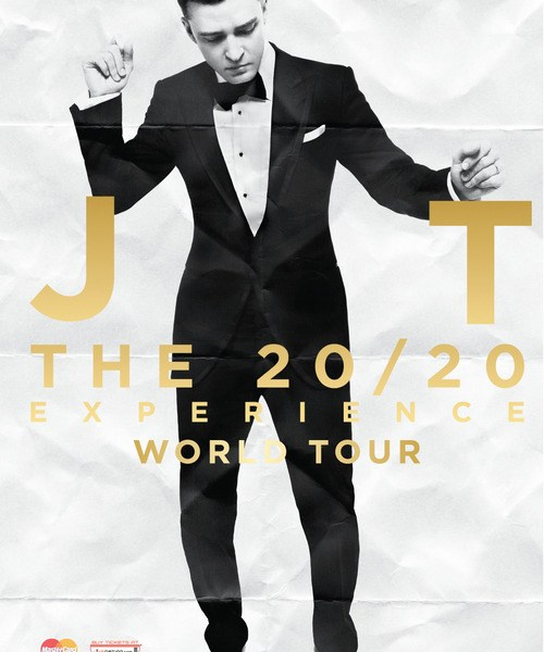 Justin Timberlake Announces World Tour/New Album
