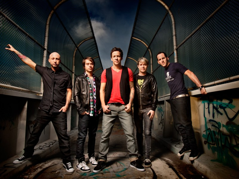 "Simple Plan release ""Perfectly Perfect"" music video"