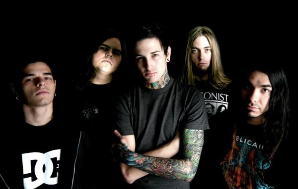 Suicide Silence No Plans Following Lucker's Death