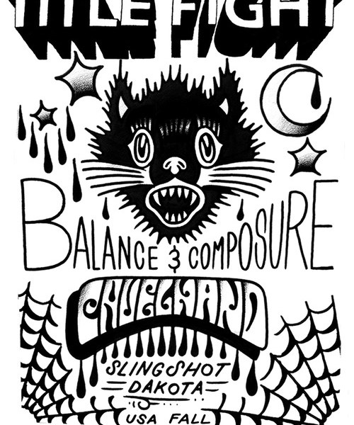 Title Fight and Balance and Composure Announce Tour