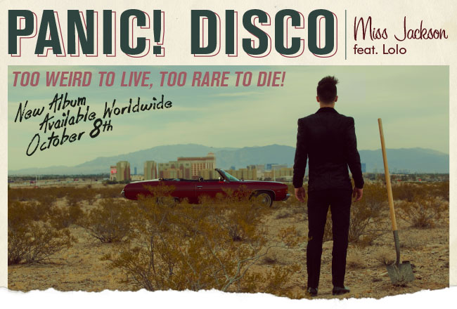 Panic! At The Disco release music video for new song