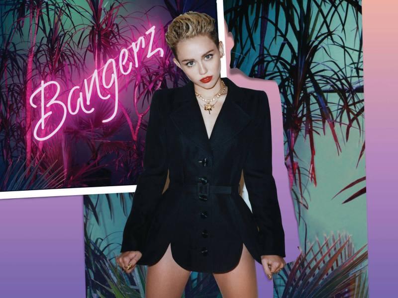 Miley Cyrus release Bangerz Track-List
