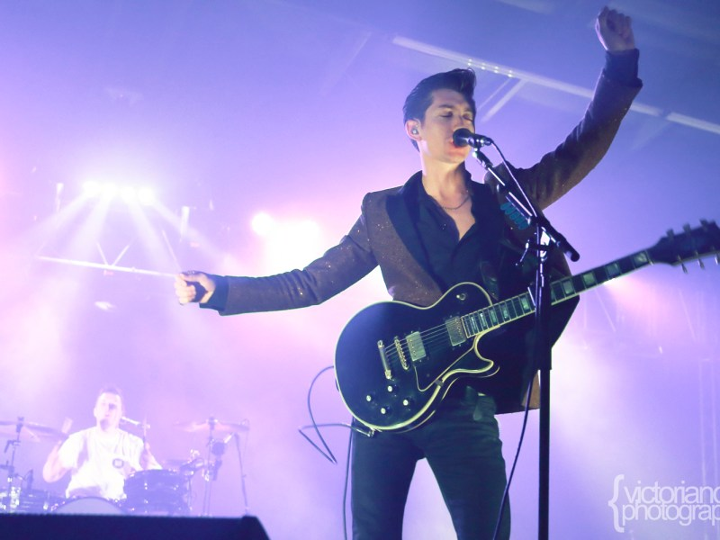 Arctic Monkeys' Come Visit Chattanooga