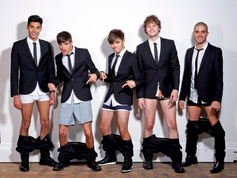 The Wanted Announce Hiatus